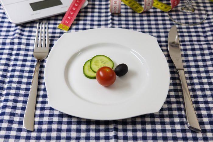 les aliments les moins caloriques