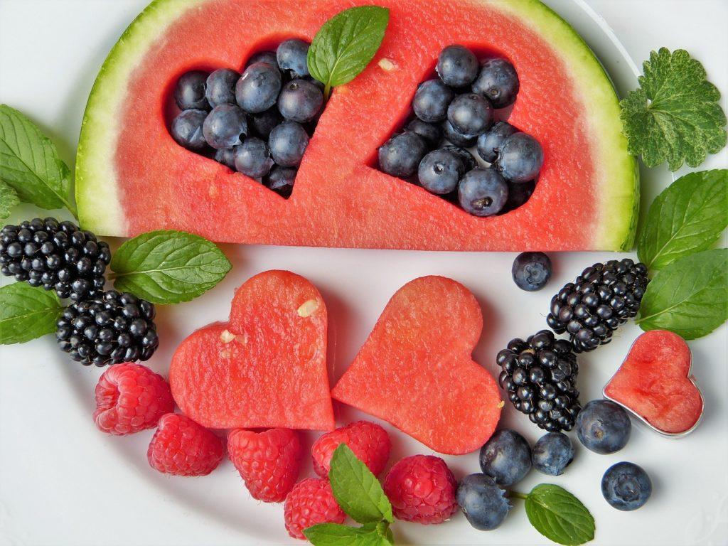 fruit peu caloriques