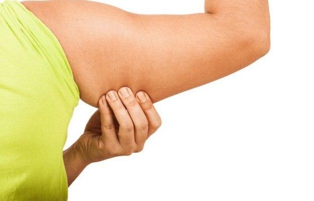 comment enlever la cellulite des bras