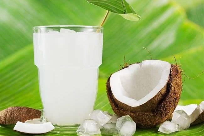 comment utiliser eau de coco