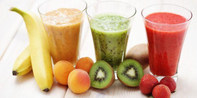 fruits pour le petit déjeuner