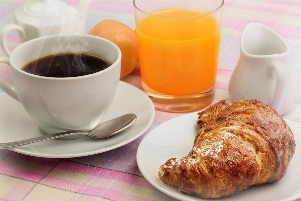 petit dejeuner sain