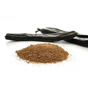 poudre de caroube
