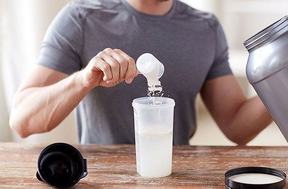 proteine whey régime hyperproteiné