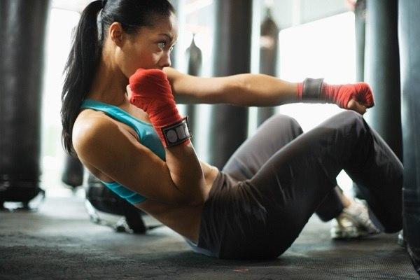 sport perdre poids boxe