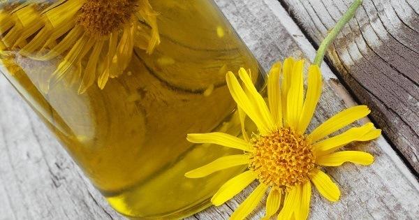 trouver de l'huile d'arnica naturelle
