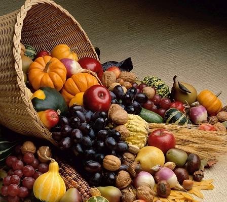 pourquoi manger des fruits d'automne