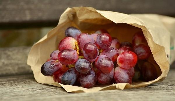 méfaits régime raisins