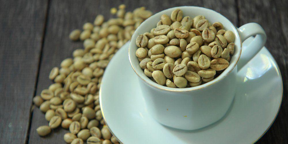 bienfaits du café vert