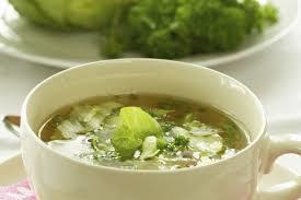 soupe choux detox