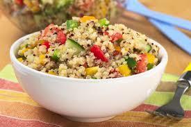 régime riz des incas