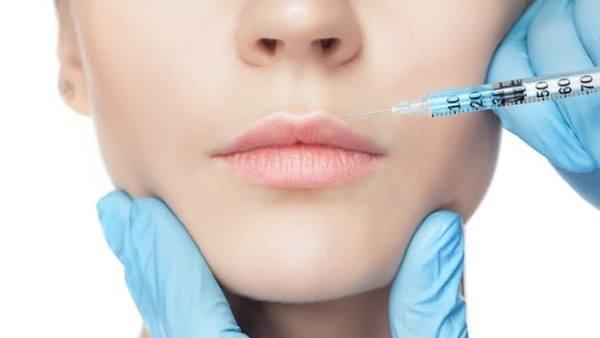 injections contour des lèvres
